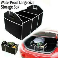 Car Trunk SUV Cargo Organizer Foldable Caddy Storage Collapsible Bags neu B H1P7