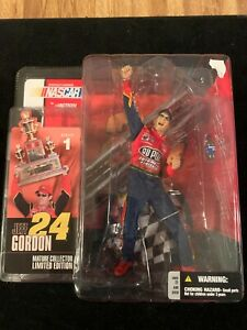 Jeff Gordon #24 Mature Collector Limited Edition Action Figure