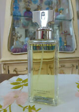 Calvin Klein CK ETERNITY EDP 3.4 Oz 100ml Spray Approx. 99% Full Unilever 2005