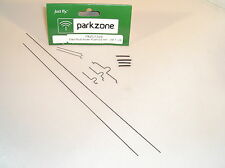 ParkZone Ultra Micro T-28 Elevator Rudder and Nose Pushrod Set - PKZU1526