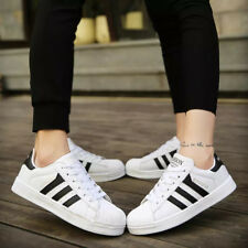 Mens Womens Pumps SuperCasual Trainers Lace up Sports Running Fitness Shoes Size