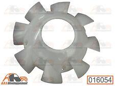 HELICE de ventilateur blanche pour moteur 435cc de Citroen 2CV4 & DYANE4 -16054-