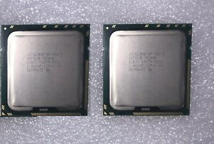 Matched pair of Intel Xeon X5675 3.06GHz Six Core SLBYL Processor 2x X5675 CPU