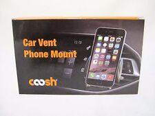 COOSH CAR VENT SMART PHONE MOUNT Universal Holder NEW MARLBORO