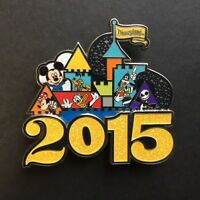 DLR - Disneyland Resort 2015 Jumbo LE 500 PP Pre-Production Disney Pin 109250