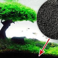 50g Initial Substrate Soil Fertilizer Fish Tank Aquarium Plants  Black Ceramsite