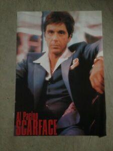 "Scarface poster print 24""x36"" - Tony Montana, Al Pacino"