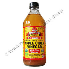 BRAGG ORGANIC RAW UNFILTERED APPLE CIDER VINEGAR - 473ML