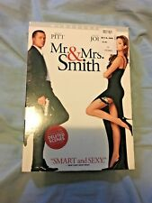 New Factory Sealed Mr. & Mrs. Smith DVD