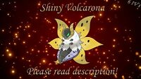 Shiny Volcarona Event 6IV - Pokemon X/Y OR/AS S/M US/UM Sword/Shield
