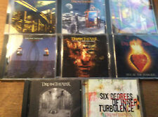 Dream Theater [8 CD Alben] Systematic Chaos + Six Degrees + Live Marquee + Train
