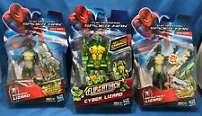 The Amazing Spider-Man 3-Lizard Figures Collection NEW
