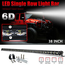 "CoLight 38"" Super Slim LED Light Bar 1 ROW 72000LM Combo Beam for Snow Fog 40"""