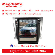 """12.1"""" Android Car Multimedia Player GPS Navi PX3 For Toyota Aurion 2012-2014"""