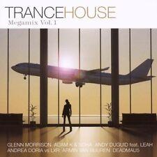 TRANCE HOUSE MEGAMIX 1 = Buuren/Graham/ATB/InPetto...=2CD= grooves DELUXE!!