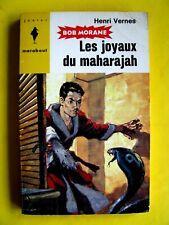 BOB MORANE Les Joyaux du Maharajah 1964 henri Vernes