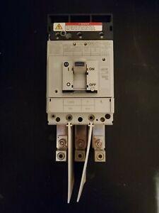 Allen-Bradley 140G-H6C3-C30 Molded Case Circuit Breaker, Frame H, 30A, 3P, 600V