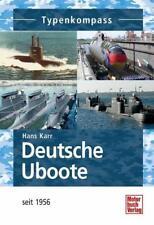 Deutsche Bücher über U-Boote Motorbuch Verlag