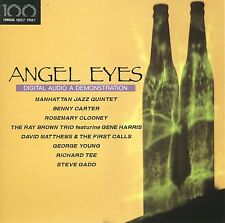 "YAMAHA Digital Audio- A Demonstration- Angel Eyes- Japan 1987 ""Sehr selten"""