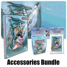 More details for yugioh dark magician girl the dragon knight: card sleeves, deck box binder & mat