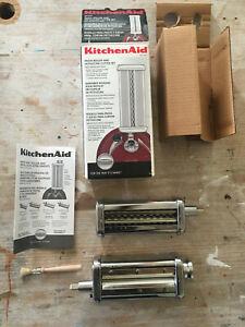 Kitchenaid Pasta Roller and Fettuccine Cutter 2-Piece Set - KFETPRA