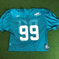 Reebok Miami Dolphins  Player Issue 2000 Practice Jersey #99 Size 52