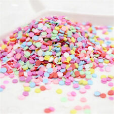 20/50g Polymer Clay Fake Candy Sweets Simulation Creamy Sprinkles Phone Shell