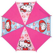 Ombrelli rossi per bambine dai 2 ai 16 anni dalla Cina