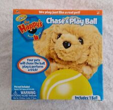 Happy's Chase and Play Ball