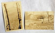 E Wallingford Vermont Flood & Deer Leap Shelborne Pass AZO Box 1924-49 Postcards
