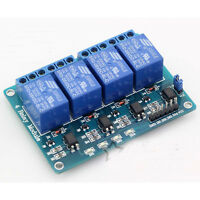 5V 4 Channel Relay Module Controller For Arduino Mega2560 UNO R3 Raspberry Pi