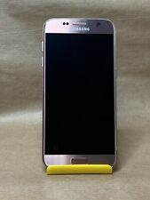 Samsung Galaxy S7 SM-G930F - 32 Go - Rose/Pink (Désimlocké)