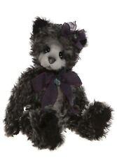 """Foxtrot Mohair Teddy Bear by Charlie Bears - 18"""" SJ5921A"""