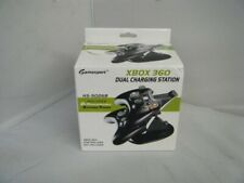Xbox 360 Controller Fast Charging Dual Docking Station with Simultaneous charge