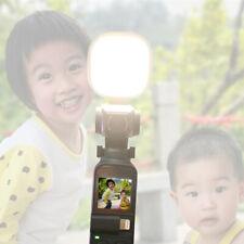 5600K/3200K Led Light + Clip Adaptor + Charging Cable for DJI Osmo Pocket Selfie