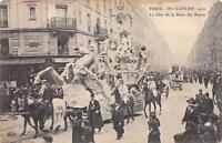 CPA 75 PARIS EXPOSITION INTERNATIONALE 1937 UN GROUPE DE LA POPULATION LILLIPUT