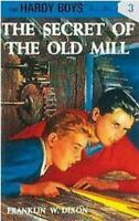 The Secret of the Old Mill Vol. 3 by Franklin W. Dixon (1927, Hardcover)-New