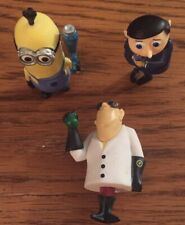 Despicable Me Mini Figurines