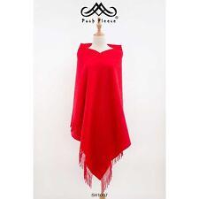 SH1007 Posh Fleece Australian Merino Wool Scarf 200CM x 70CM Soft Fashion