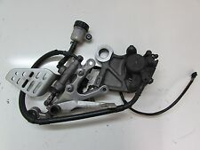 08 09 YZFR6 R6 R6R R6V RIGHT REARSET FOOT PEG BRACKET OEM *FAST SHIPPING*