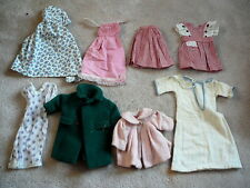 "Vintage Lot Eight Pieces Doll Clothing for 14"" Doll - Totsy or Mary Hoyer"