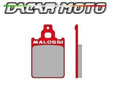 6215047BR MALOSSI PLAQUETTE DE FREIN MHR LML STAR Delux 125 4T (E25)Avant