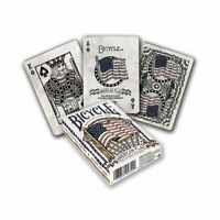 Bicycle Poker Playing Cards - American Flag - 1 SEALED DECK - New