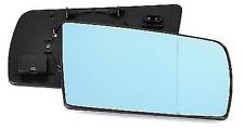 Spiegelglas Außenspiegel Rechts Heizbar Asphärisch 2-PIN MERCEDES W202 W210 W140