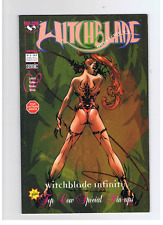 LOT DE 2 WITCHBLADE 1 & HORS SERIE 3 IMAGE SEMIC