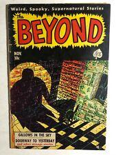 BEYOND #7 (1951) Ace Comics horror VG+