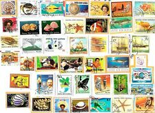 PAPUA NEW GUINEA - Selection of Stamps on Paper fron Kiloware