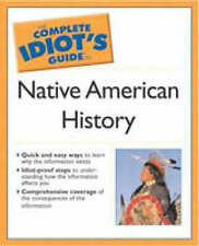 USED (GD) The Complete Idiot's Guide to Native American History (Complete Idiot'