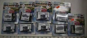 Lot 9-325 * N Scale GHQ Pewter Kits - 9 x Assorted Vans, Speeders & Tow Trucks