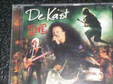 DE KAST - LIVE (1998) Niets te verliezen, de ideale vrouw, Nachtvlinder, Raak...